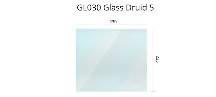 GL030 - Druid 5kW - Glass