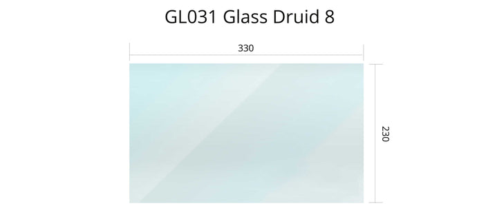 GL031 - Druid 8kW - Glass