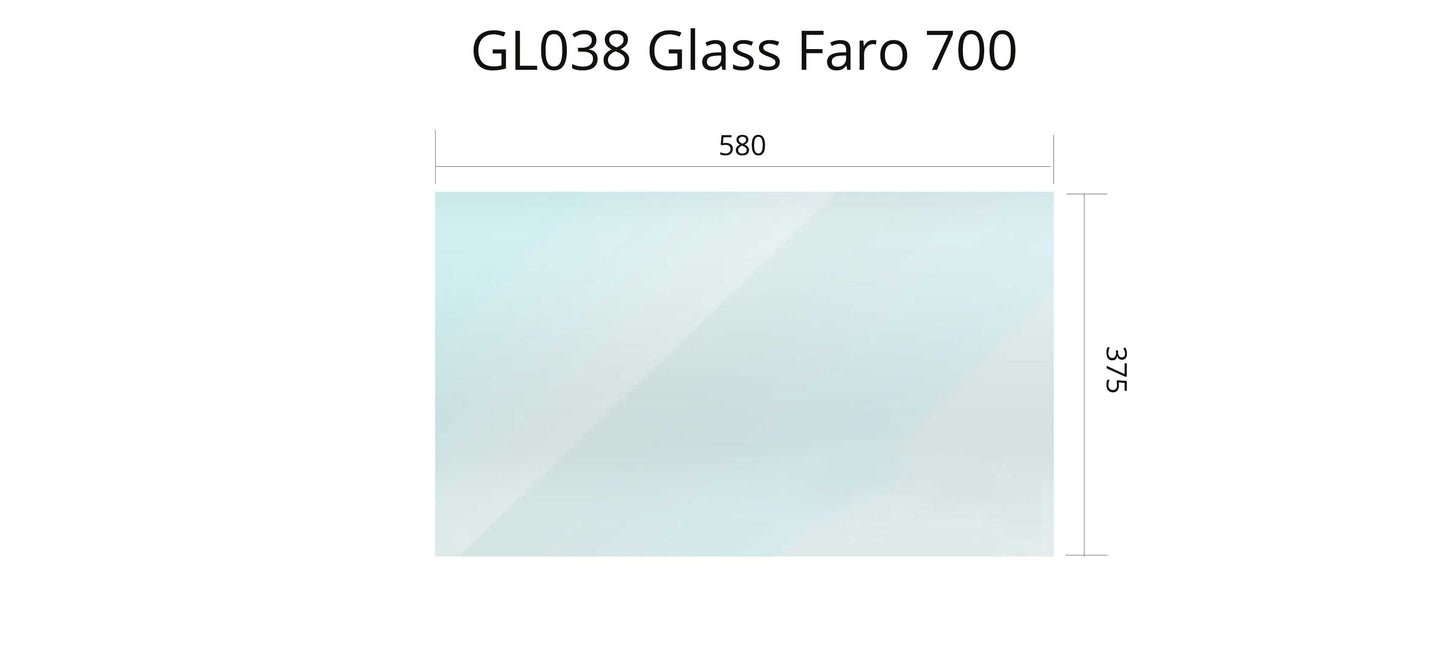 GL038 - Faro 700 - Glass
