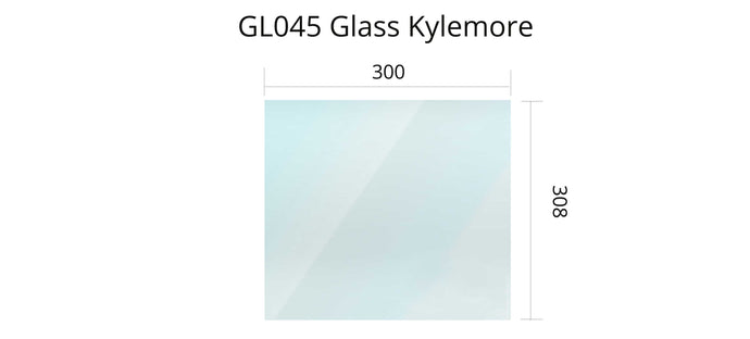 GL045 - Kylemore 7 - Glass