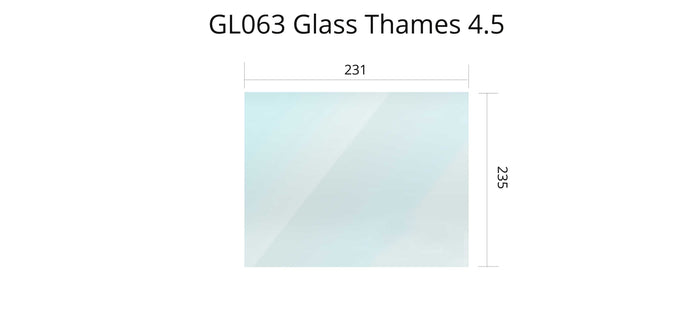 GL063 - Thames 4.5kW - Glass