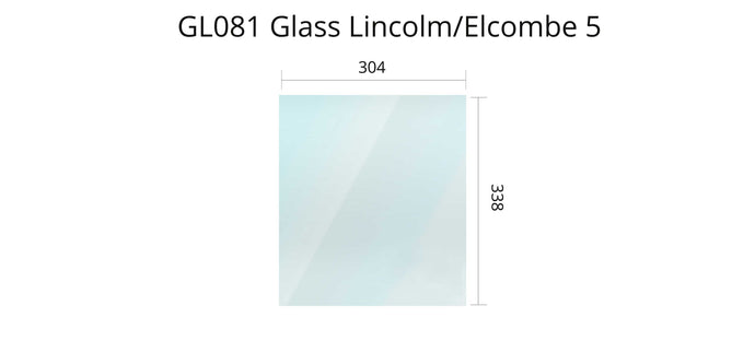 GL081 - Lincoln & Elcombe 5 - Glass