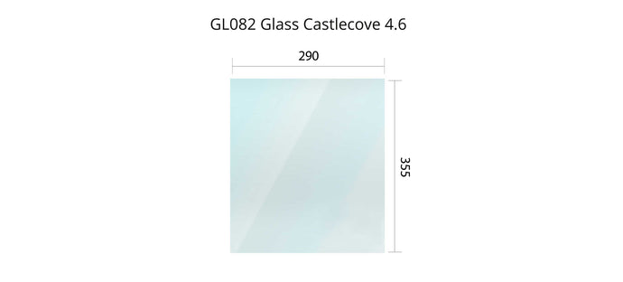 GL082 - Castlecove - Glass