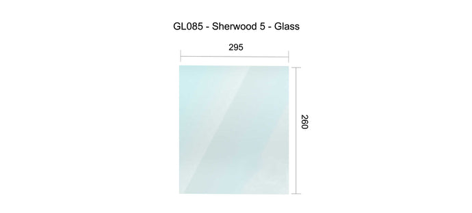 GL085 - Sherwood 5kW - Glass