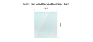GL093 - Hazelwood  / Dalewood 5 - Glass