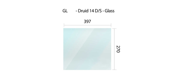 GL - Druid 14 D/S - Glass