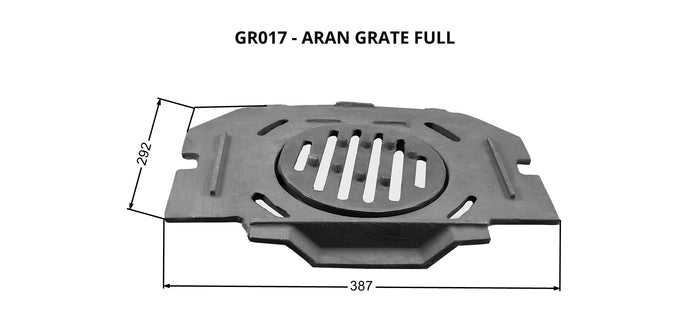 GR017 -  Aran - Grate (Full set)