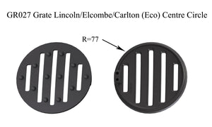 GR027 Grate Lincoln/Elcombe/Carlton Center Circle