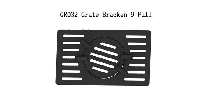 GR032 - Bracken - Grate (Full set)