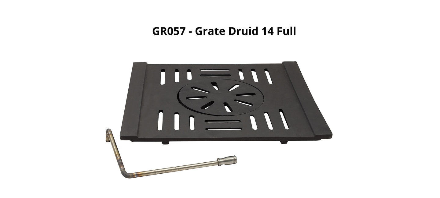 GR057 -  Druid 14 - Grate (Full set)