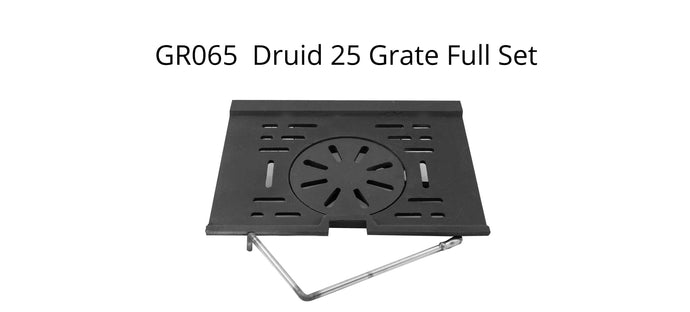 GR065 - Druids 25 - Grate (Full Set)
