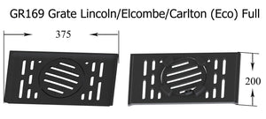 GR169 -  Lincoln & Elcombe 5 - Grate (Full set)