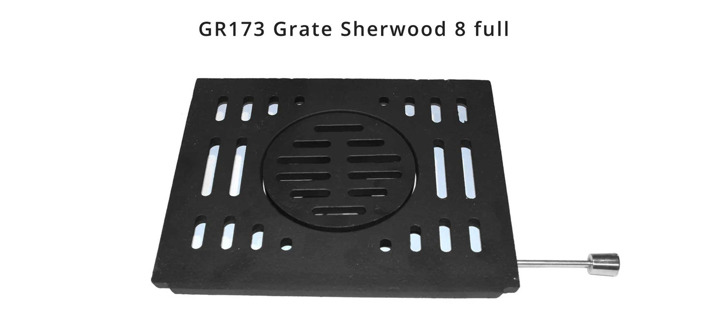 GR173 - Sherwood 8 - Grate (Full Set)