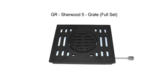 GR170 - Sherwood 5 - Grate (Full Set)