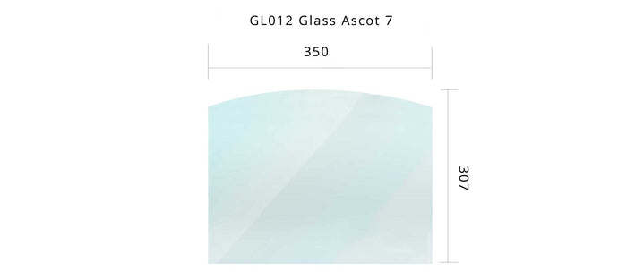 GL012 - Ascot 7 - Glass