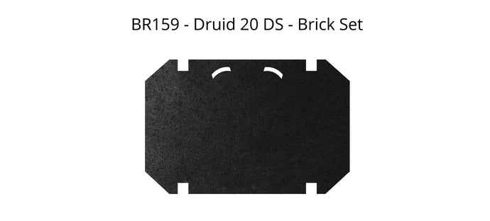 BR159 - Druid 20 DS - Brick Set