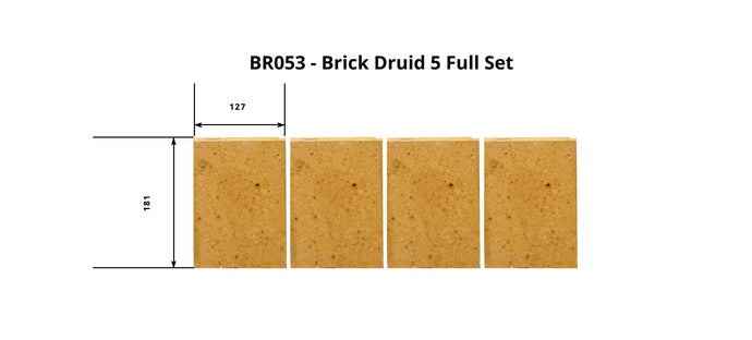 BR053 - Druid 5 - Full Brick set