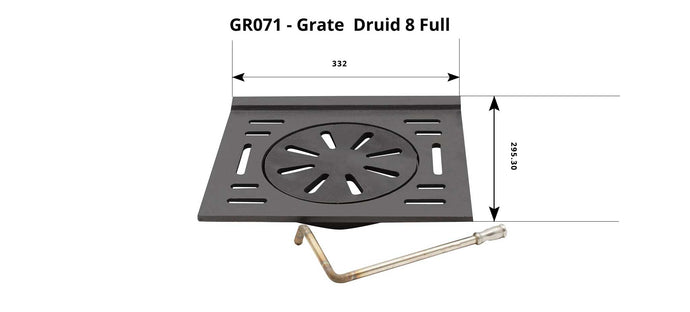 GR071 - Druids 8 - Grate (Full Set)