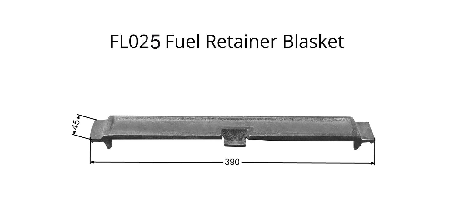 Blasket - Fuel Retainer