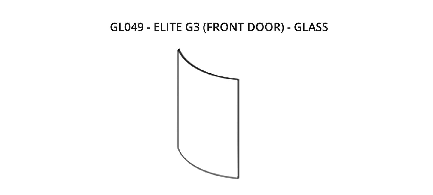 GL049 - Elite G3 (front door) - Glass