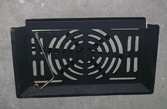 GR047A - Claddagh boiler grate - OLD (with spider)