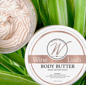 Wine Lush Body Butter