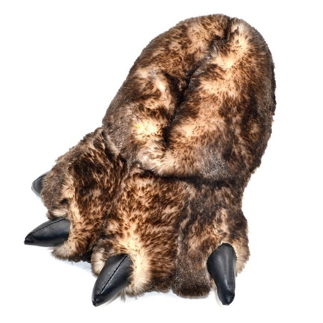 Funny Animal Claw Paw Slippers