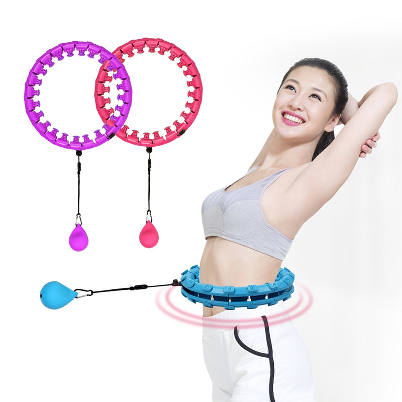 Smart Home Fitness Hula Hoop