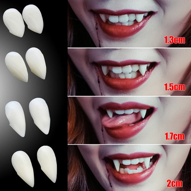 Cosplay Halloween Vampire Teeth