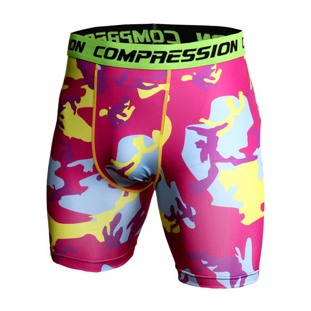 'ATOM' Compression Shorts - Mens Trendzz