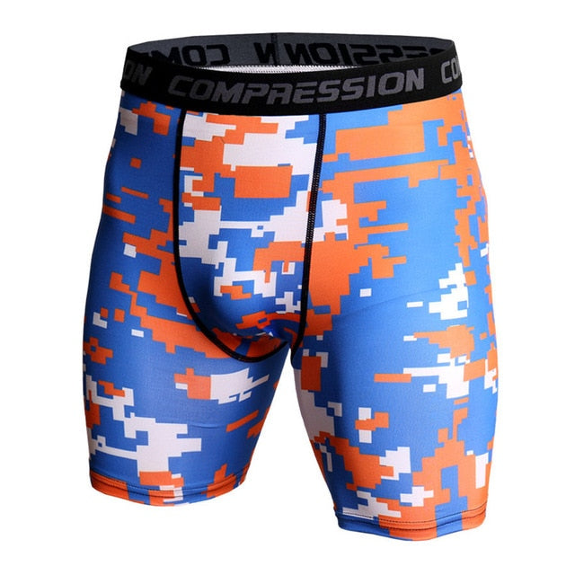 'ATOM' Compression Shorts