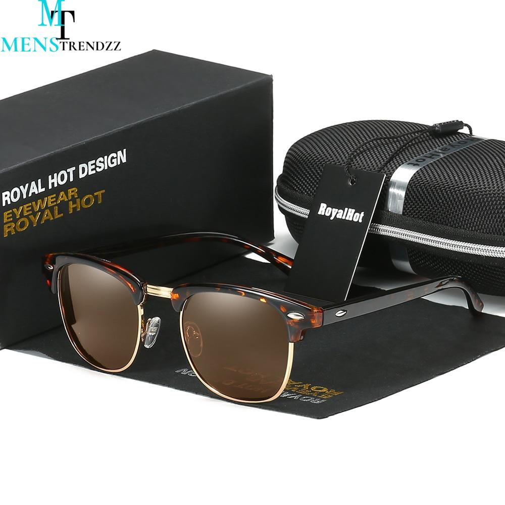 Unisex Polarized Sunglasses - UV Protection