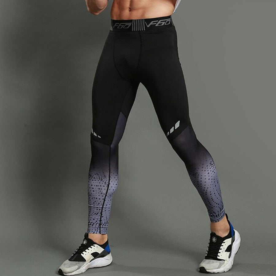 """BLOB Compression Tights Leggings - Mens Trendzz"