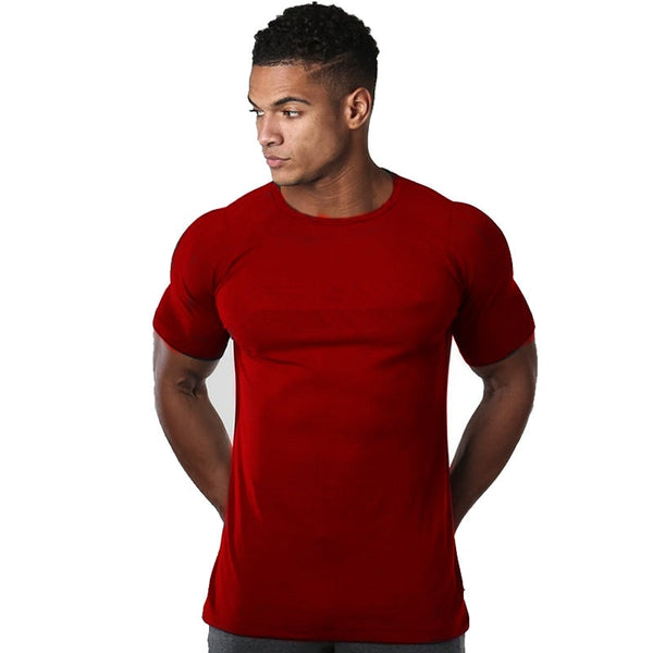 CRULE Cotton T shirt - Mens Trendzz
