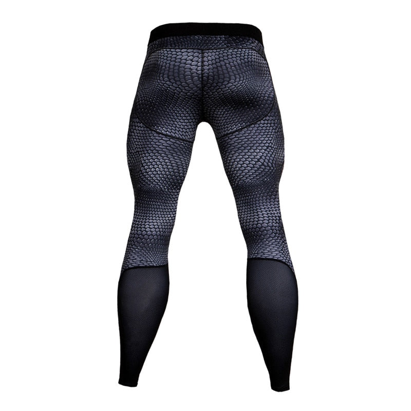 """BROMLEY"" Compression Leggings - Mens Trendzz"
