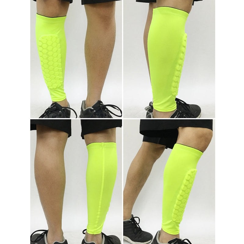 """Shin"" Guards LegSleeves Protective Gear - Mens Trendzz"