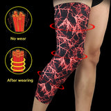 1 PC Honeycomb Elastic Patella Foam Knee pad - Mens Trendzz