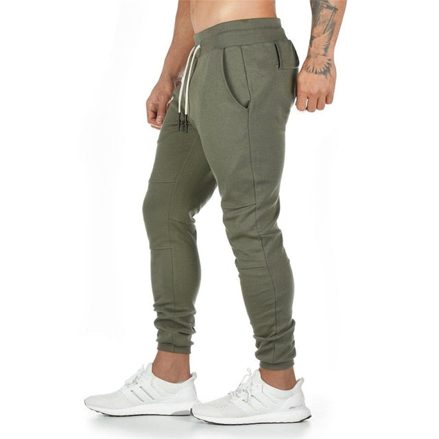 'BISHOP' Gym Jogger - Menstrendzz - Mens Trendzz