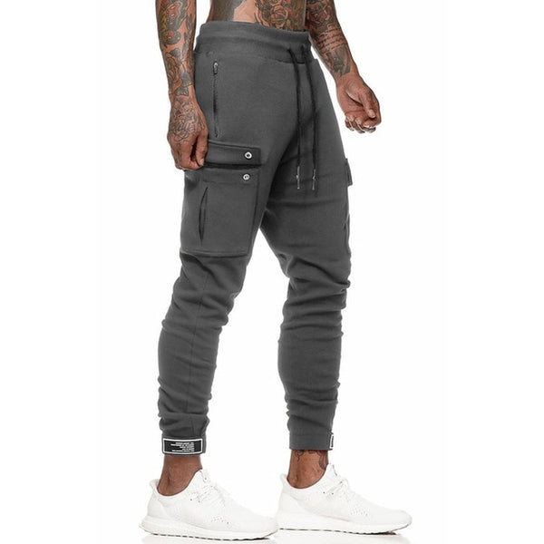 Phantom' Gym Pants - Mens Trendzz