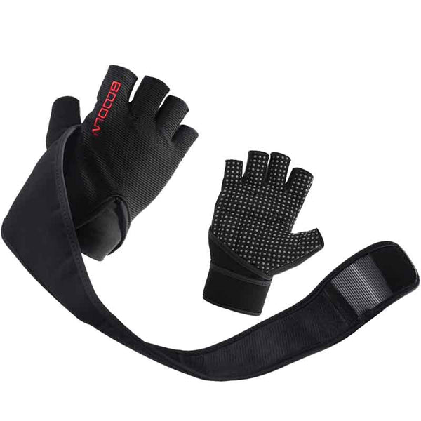 'XAVIER' Weightlifting Gloves - Mens Trendzz