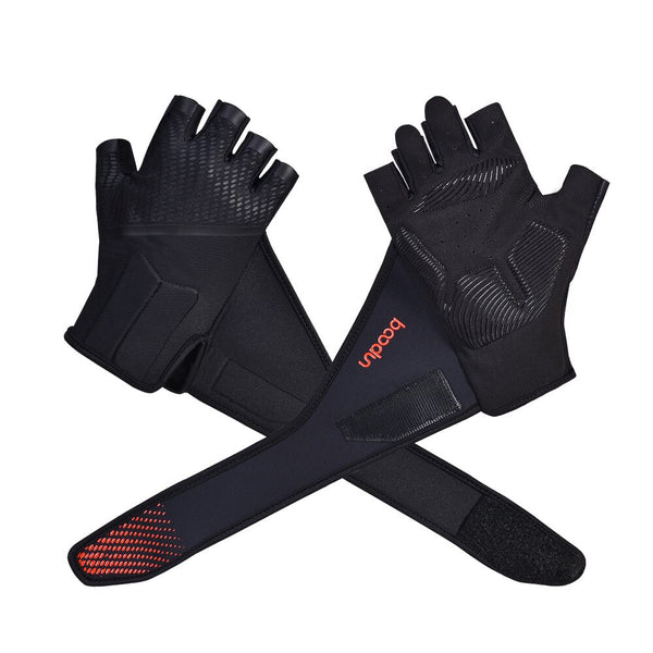 Half Finger Gym Gloves - Mens Trendzz