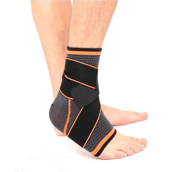 MensTrendzz Ankle Brace Compression Support Sleeve - Mens Trendzz