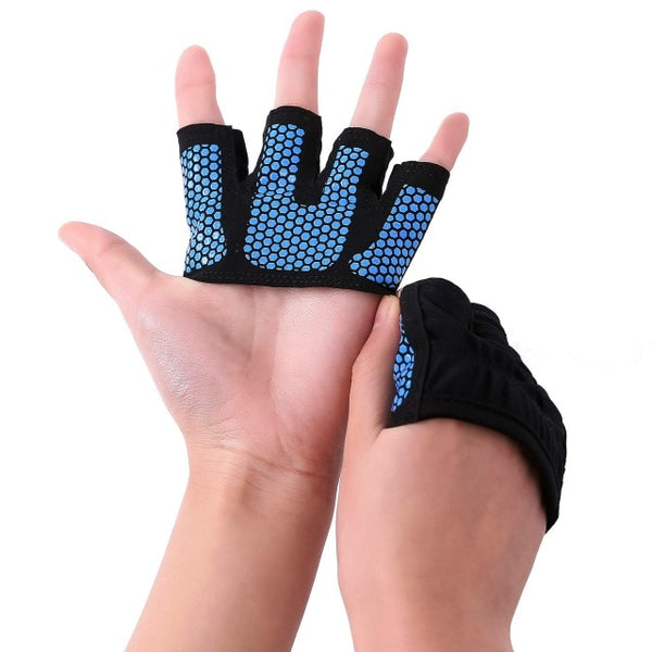 'DUGAN' Half Finger Gloves - Mens Trendzz