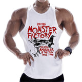 'Moore Factory' Sleeveless Shirt 2.0 - Mens Trendzz