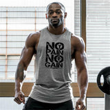 """NP! NG!"" Fit Tank Top - Mens Trendzz"
