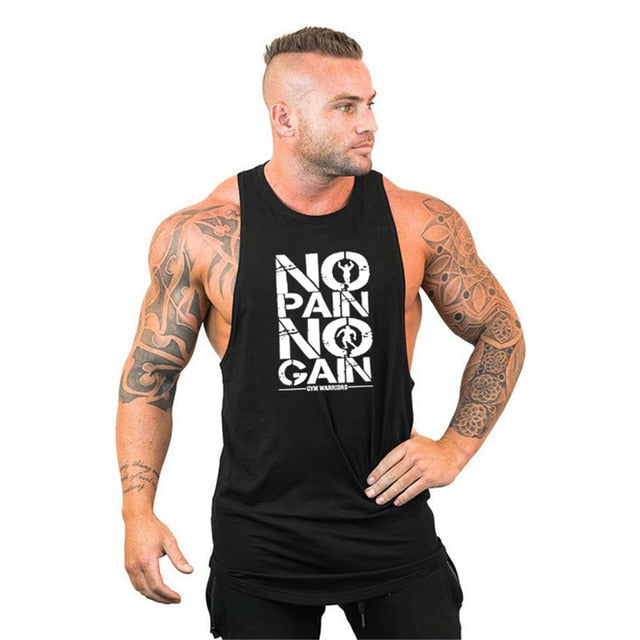 """NP! NG!"" Fit Tank Top"