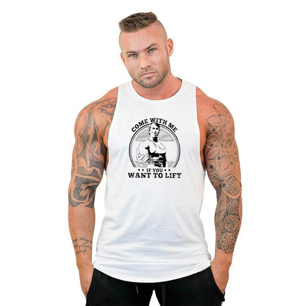 'DANVER' Tank Top - Mens Trendzz