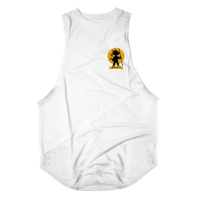 """D-Ball Z"" Hooded Tank Top 