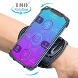 Wristband Phone Holder - Mens Trendzz