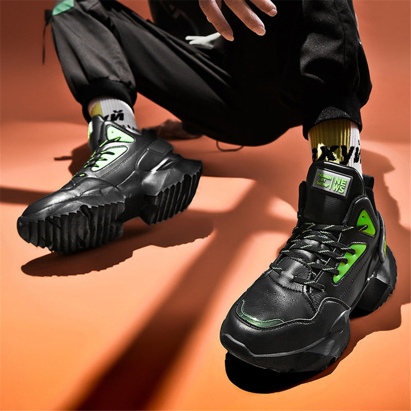 DEEP SPACE Sneakers - Mens Trendzz